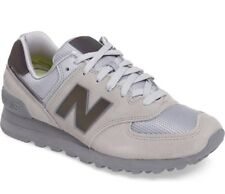 NEW BALANCE Kids '574 Urban Twilight' Gray Sneakers Sz 1.5-12.5 Wide NEW! 229700