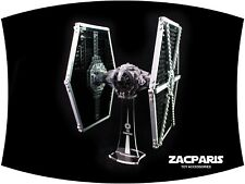DISPLAY STAND for Star Wars Lego 75211 75240 7263 7146 75240 TIE Fighter -Nice!