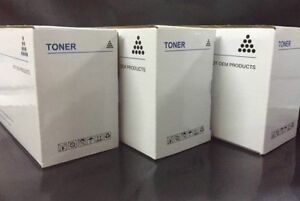 3x Compatible Toner TN2430, TN2450 for Brother  MFCL2713DW with Sim chip HY 3K