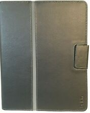 Belkin Executive Leather Business Folio Case Cover for iPad 2 Black 3rd gen