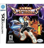Spectrobes: Beyond the Portals Nintendo DS/3DS Kids Game Disney 2