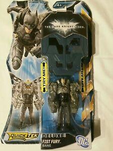 RARE Dark Knight Fist Fury Bane Figure Batman DC Comics NEW AND SEALED
