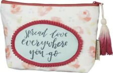 Primitives by Kathy Zipper Pouch - Spread Love Everywhere You Go