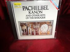 Pachelbel Kanon and other hits of the Baroque (CD, Feb-1993, Intersound)