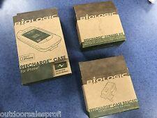 Biologic Reecharge Case für IPhone4/4s Handyhülle im Set mit Halter