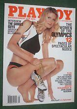 Playboy Sept 2004 POM Scarlett Keegan Olympics Amy Acuff Google Guys interview