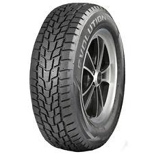 1 New Cooper Evolution Winter  - 225/60r17 Tires 2256017 225 60 17