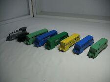 Midgetoy Trains Selection of Vintage Midgetoy Williams Crooks Steam Train Cars