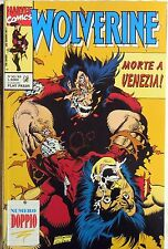 MARVEL WOLVERINE N.32/33 1992 PLAY PRESS NUMERO DOPPIO