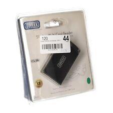 Sweex USB Multi Kartenleser - mit SIM kartenleser in schwarz