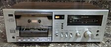 Vintage SANSUI SC-3300 Stereo Cassette Deck Good Condition Tested & Working!