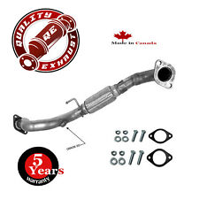 2007-2012 Hyundai Elantra 2.0L Front Exhaust Pipe With Flex , Direct Fit
