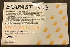 GC EXAFAST NDS - Injection Refill 2/48ML cartridges 137107