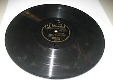 """JIMMY DORSEY I'M GLAD THERE IS YOU / AIN'T MISBEHAVIN' 10"""" 78 Decca 18799 1946"""