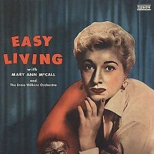 Easy Living by Mary Ann McCall (CD, Oct-2005, Savoy Jazz (USA))