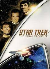 Star Trek V: The Final Frontier (Blu-ray Disc, 2009)