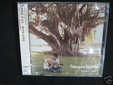 Kotaro Oshio  /Nature Spirit   CD new