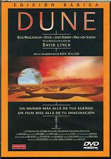 Dune DVD - David Lynch con Kyle MacLachlan y Sting - NUEVO, precintado