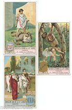 S1220 * THESEUS * THÉSÉE (1928). Série complète . LIEBIG