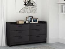 Central Park 6-Drawer Dresser, Multiple Finish