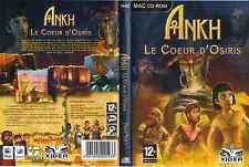 Ankh 2 : Le Coeur d'Osiris - MAC CD-ROM