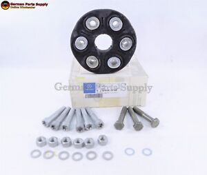 Mercedes W140 W202 S320 S320 Front Drive Shaft Flex Joint Kit Genuine 2104101115