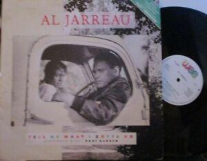 "AL JARREAU ~ Tell Me What I Gotta Do ~ 2 x 12"" Single PS"