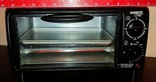 Family Chef Toaster Oven Black 609078 470 Watts 50 Square Inch Cooking Area