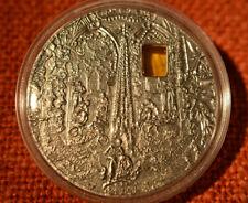 Palau 2010, Sagrada Familia, 2 oz fine Silver Coin