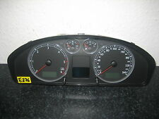 Velocímetro combi instrumento VW Sharan 7m3920820jx diesel 7m3920820j cluster e276