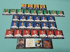 Rewe DFB WM 2018 Russland Sammelkarten   komplett alle 36 Karten