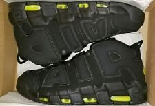 2012 Nike Air Max More Uptempo BLACK/VOLT 13 olympic all star pippen bulls hoh