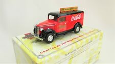 MATCHBOX COLLECTIBLES 1937 GMC VAN COCA-COLA