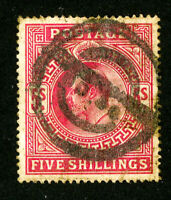 Great Britain Stamps # 140 VF Used Scott Value $225.00