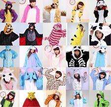 New Kigurumi Pajamas Anime Cosplay Costume unisex Adult Onesie Dress Sleepwear