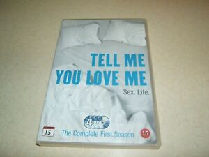 TELL ME YOU LOVE ME : COMPLETE FIRST SEASON      REGION 2 DVD
