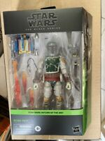 STAR WARS THE BLACK SERIES 6 INCH DELUXE BOBA FETT EXCLUSIVE READY TO SHIP