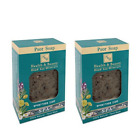 x2 Health & Beauty Dead sea Minerals Psoriaisis Soap- Hand Made 100gr.