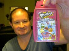 SHOPKINS  TOP TRUMPS PERFECT BIRTHDAY GIFT!  FREE UK POST
