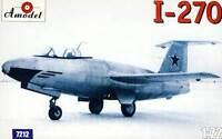 Amodel I-270 wie Me 263 / 163 Russischer Jäger Modell-Bausatz 1:72 NEU OVP kit