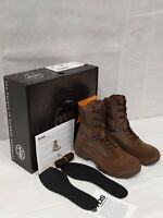 British Army - Military - MOD - YDS Brown Falcon Desert Combat Patrol Boots