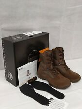 British Army - Military - MOD - YDS Brown Falcon Desert Patrol Boots - Combat