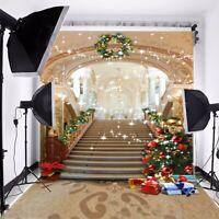1.5x2.1m Gold Glitter Studio Fotografie Hintergrund Kulisse Foto Wasserdicht UK