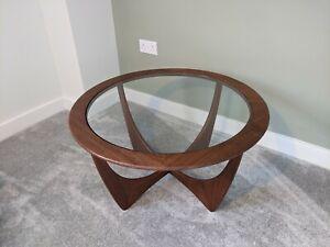 Vintage teak coffee table G Plan Astro mid century Danish design