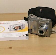 Kodak EASYSHARE C623 Digital Camera - Silver
