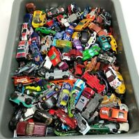 LOT Die Cast Cars- MATCHBOX, Hot Wheels Grab Bag Lot 40 UNSEARCHED