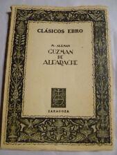 Guzman De Alfarache (Biblioteca Clasica Ebro, Seri