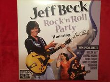 "JEFF BECK   ""ROCK N ROLL PARTY""   LPX2  2011  FRIDAY  FRM-526629  ROCK  USA   NM"