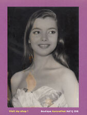 "PHOTO PRESSE 1961 : JACQUELINE SASSARD ENTENDUE  SCANDALE ""MILLION GIRLS"" -Q208"