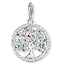 Genuine Thomas Sabo Charm Club Generation Colourful Tree Of Life Charm CC1667